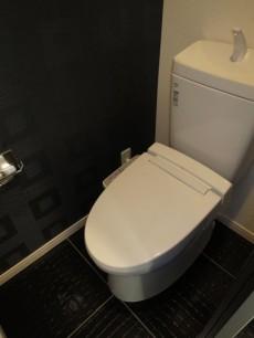 ヴァンヴェール新宿 トイレ