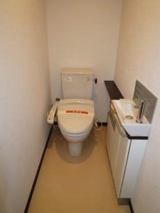 ミリオングランデ元赤坂ヒルズ トイレ