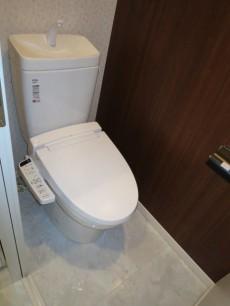 サンセゾン若松町 トイレ