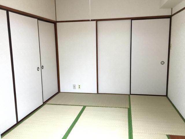 藤和用賀コープ 6帖和室(中央)