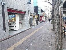 藤和青葉台コープ マンションまでの道のり
