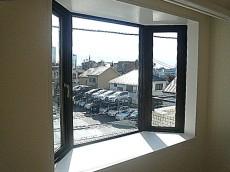 藤和青葉台コープ 大きな出窓。