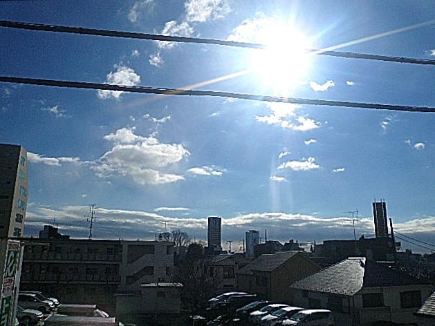 藤和青葉台コープ 3階からの眺望です。