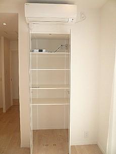 LDKにある収納スペースです。