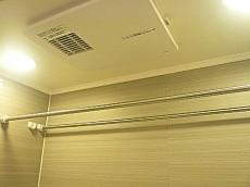 浴室換気乾燥機付き バスルーム。