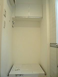 フローレンスパレス多摩川 洗濯機置き場です。