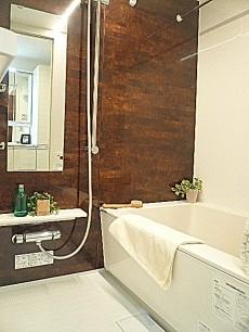 フローレンスパレス多摩川 浴室換気乾燥機付きの浴室