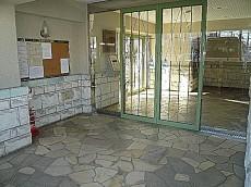 フローレンスパレス多摩川 エントランスホールです。