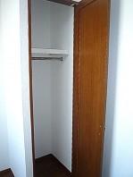 5.0帖洋室 収納です。