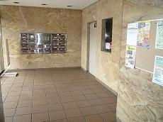 田園調布サニーハイツ エントランスホールです。