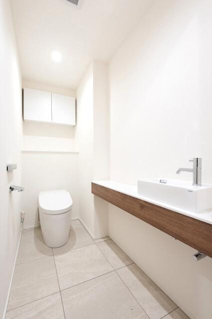 ビラハイツ北の丸 トイレ