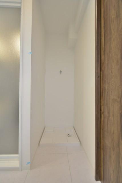 南平台アジアマンション605 洗濯機スペース