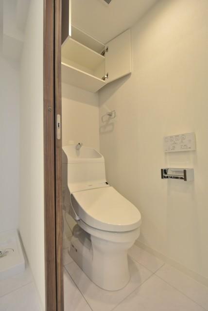 南平台アジアマンション605 トイレ