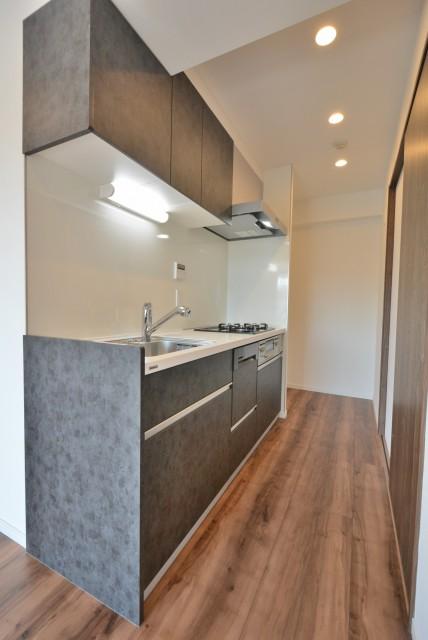 南平台アジアマンション605 キッチン