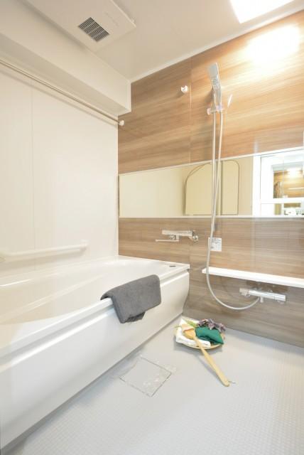 シャンボール常盤松 浴室