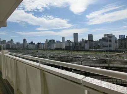 三田ナショナルコート 眺望