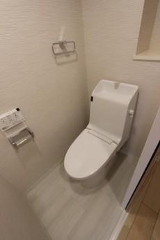 セントラルハイツ トイレ301