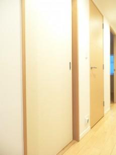 廊下側の和室入口
