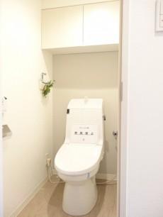 シャルマンコーポ第2芦花公園 ウォシュレット付きトイレ