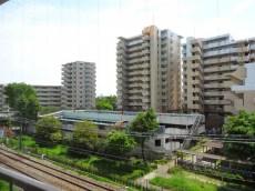 シャルマンコーポ第2芦花公園 洋室からの眺望