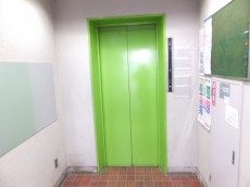 ビッグ武蔵野池袋 エレベーター