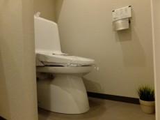 マンション下目黒苑 トイレ