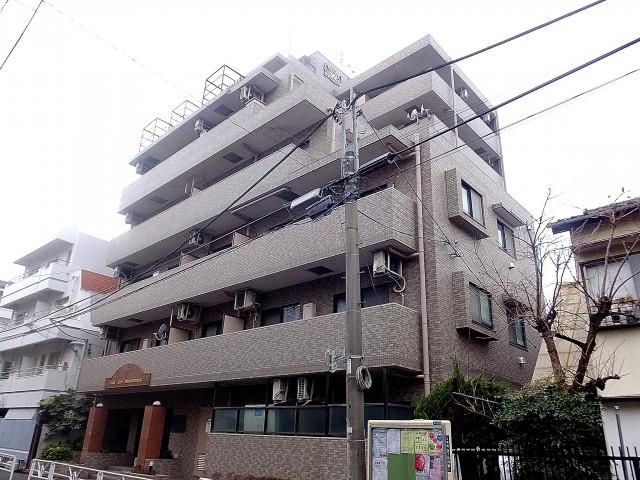 ライオンズシティ渋谷本町 外観