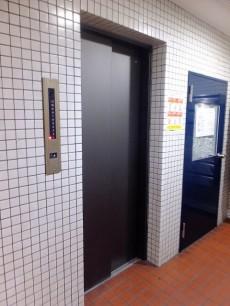 グリーンキャピタル第二笹塚 共用廊下