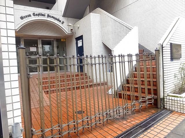 グリーンキャピタル第二笹塚 エントランス
