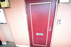 グランデュール千歳烏山 玄関扉