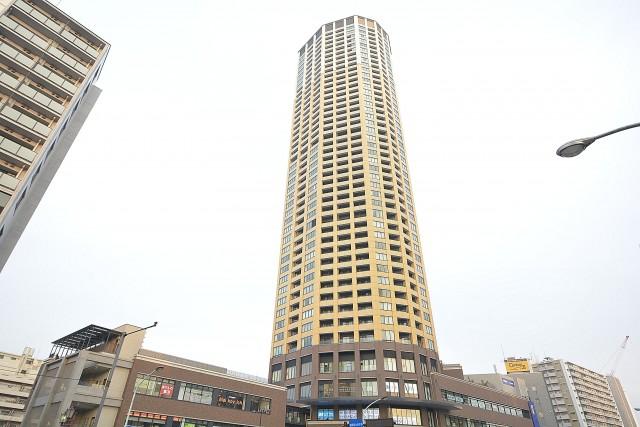 中目黒アトラスタワー 外観