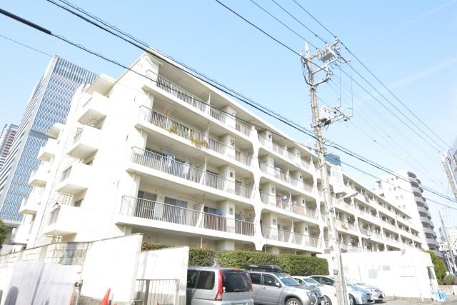 DIKマンション五反田 外観