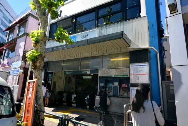 グラントレゾール広尾 広尾駅