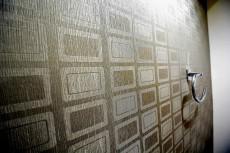 グランデュール千歳烏山 トイレ壁紙