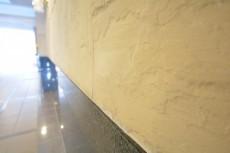 サンヴェール鷺ノ宮 エントランス壁