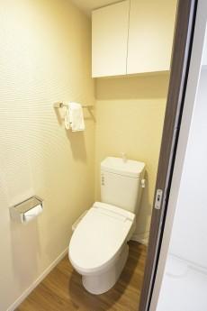 セイワパラシオン笹塚 ウォシュレット付きトイレ