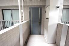 サンヴェール鷺ノ宮 廊下
