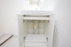 南平台アジアマンション 洗面台