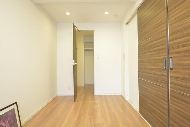 セイワパラシオン笹塚 約5.8畳の洋室のWIC