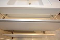 中央マンション 洗面台