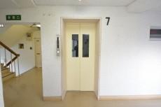 南平台アジアマンション エレベーター