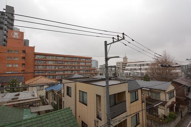 セイワパラシオン笹塚 住宅街ビュー