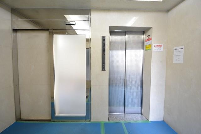トゥール高輪 エレベーターホール
