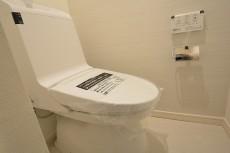 秀和幡ヶ谷レジデンス トイレ