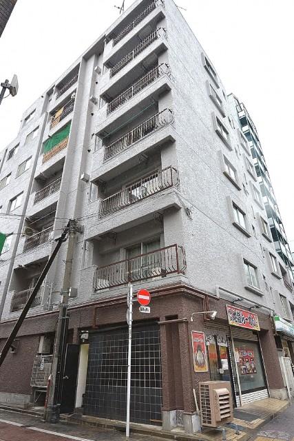 セイワパラシオン笹塚 外観