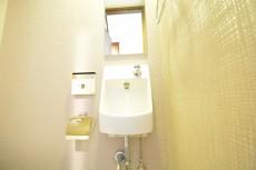 東京テラスB棟 トイレ