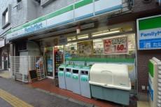 セイワパラシオン笹塚 1Fコンビニ