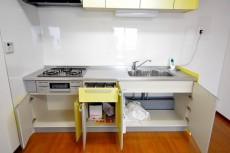 プラザ六番館 システムキッチン