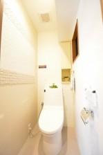 スカーラ四谷 トイレ