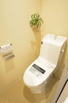 グランドメゾン幡ヶ谷 ウォシュレット付きトイレ